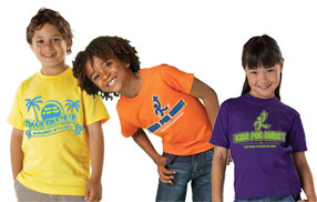 Custom T-Shirts for Children's Ministry