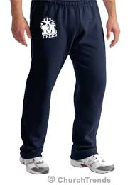 Sweatpants for youth groups